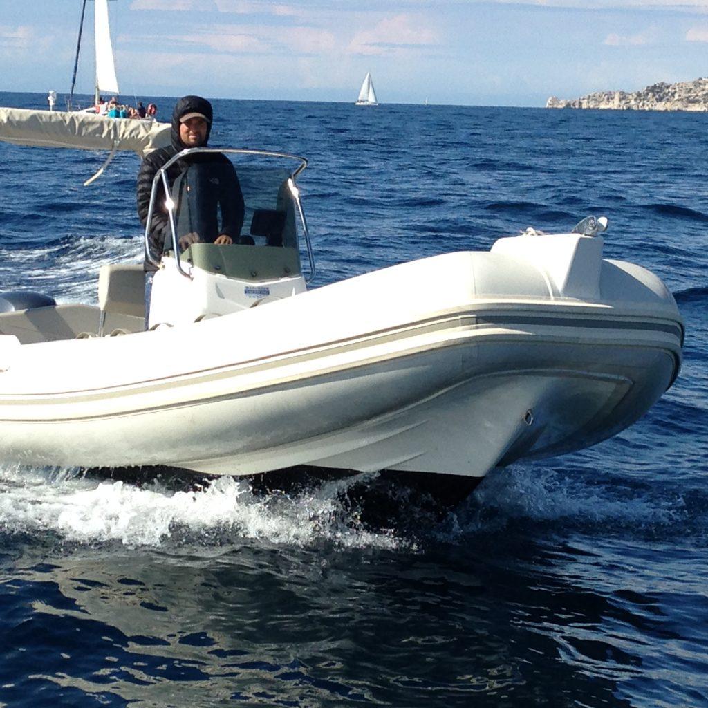 Capelli Tempest 600 (Nino I) at JJ Boat Rental Marseille