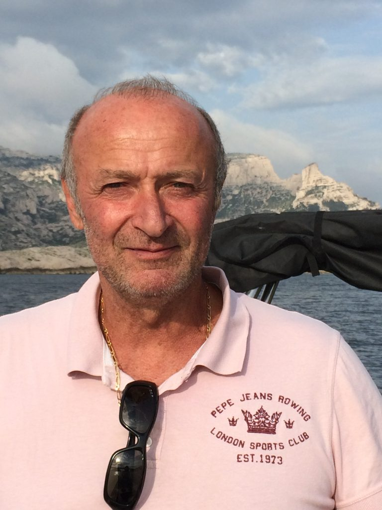 Jean, Captain of a fishing boat in Marseille since 25 years